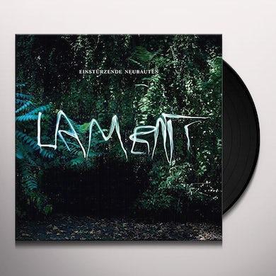 Einstürzende Neubauten LAMENT Vinyl Record