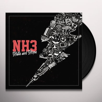 Nh3 HATE & HOPE Vinyl Record