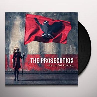 UNFOLLOWING Vinyl Record