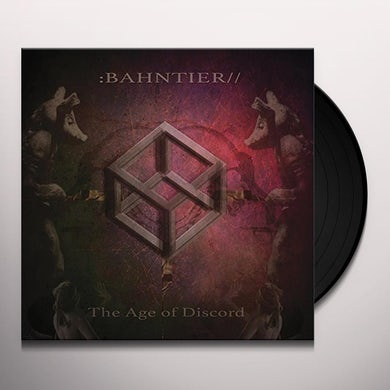 BAHNTIER AGE OF DISCORD Vinyl Record