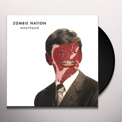 Zombie Nation MEATHEAD Vinyl Record