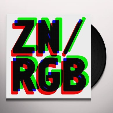 Zombie Nation RGB Vinyl Record