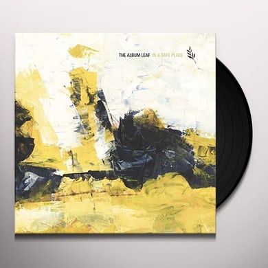 Album Leaf IN A SAFE PLACE (RE-RELEASE) Vinyl Record