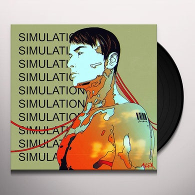 Alex SIMULATIONS Vinyl Record