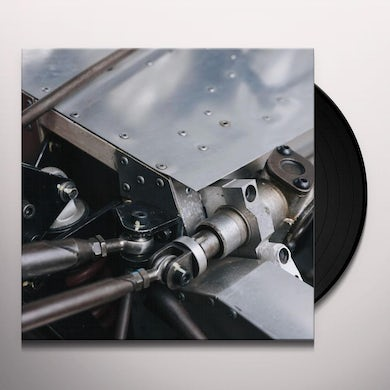 Exhausted Modern MORAL DISCOURSE Vinyl Record