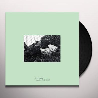 Steve Hiett GIRLS IN THE GRASS Vinyl Record