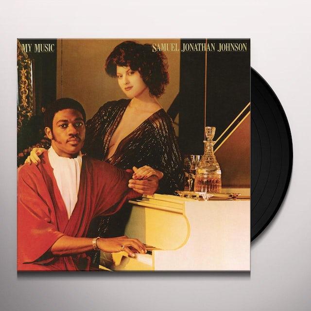 Samuel Jonathan Johnson MY MUSIC Vinyl Record