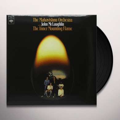 Mahavishnu Orchestra INNER MOUNTING FLAME Vinyl Record