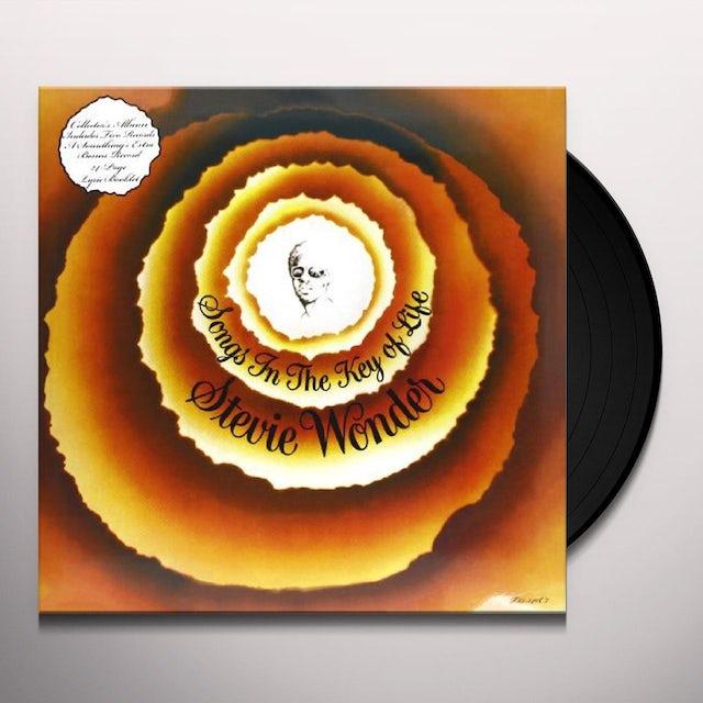 Stevie Wonder SONGS IN THE KEY (GER) (Vinyl)