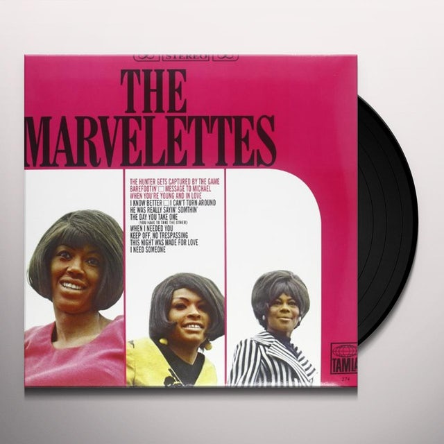 The Marvelettes Vinyl Record