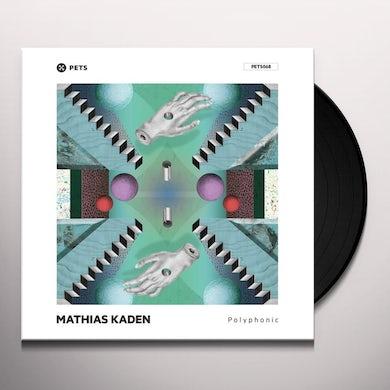 Mathias Kaden POLYPHONIC Vinyl Record