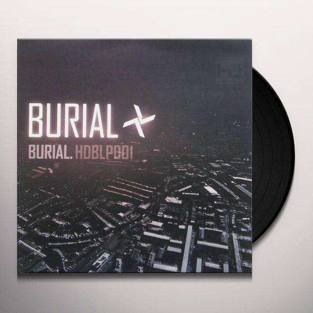 Burial Vinyl Record