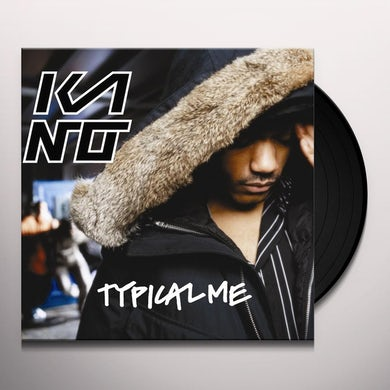 Kano TYPICAL ME Vinyl Record