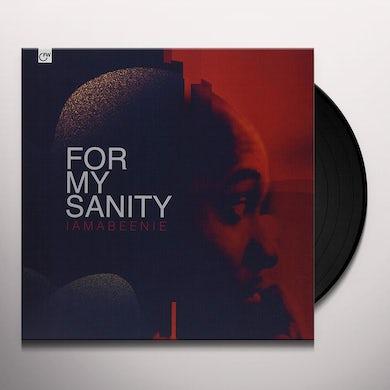 14Kt  FOR MY SANITY Vinyl Record