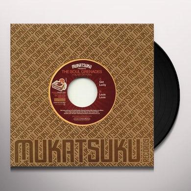 Soul Grenades BLAST OF FUNK Vinyl Record