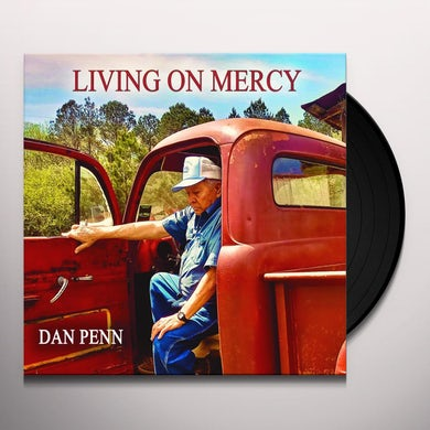 LIVING ON MERCY Vinyl Record