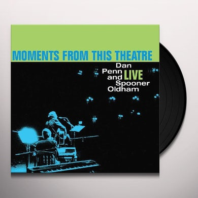 Dan Penn MOMENTS FROM THIS THEATRE Vinyl Record