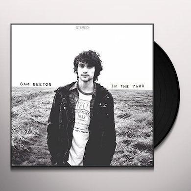 Sam Beeton IN THE YARD Vinyl Record
