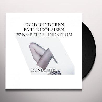 Todd Rundgren RUNDDANS Vinyl Record - UK Release
