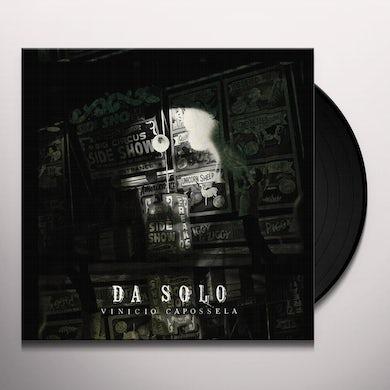 Vinicio Capossela DA SOLO Vinyl Record