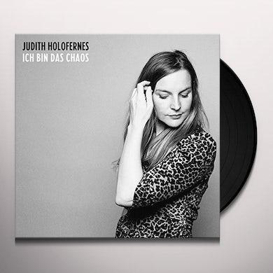 Judith Holofernes ICH BIN DAS CHAOS Vinyl Record
