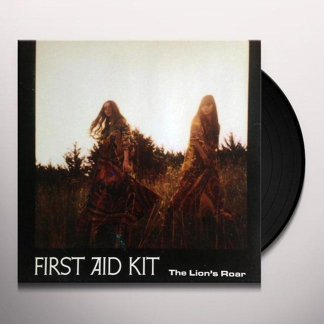 First Aid Kit LION'S ROAR Vinyl Record