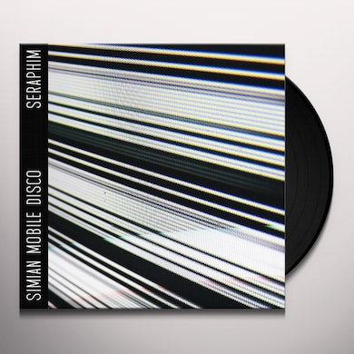 Simian Mobile Disco SERAPHIM Vinyl Record