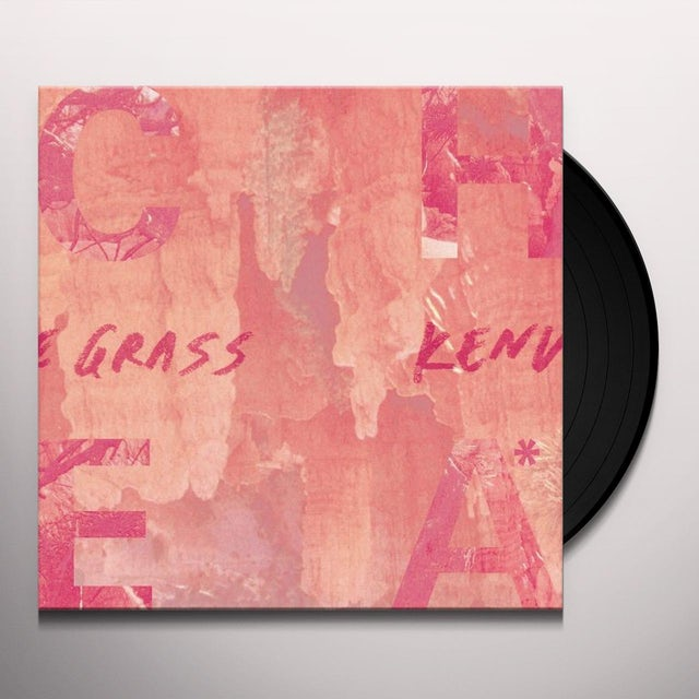 Cheatahs CUT THE GRASS / KENTWORTH Vinyl Record