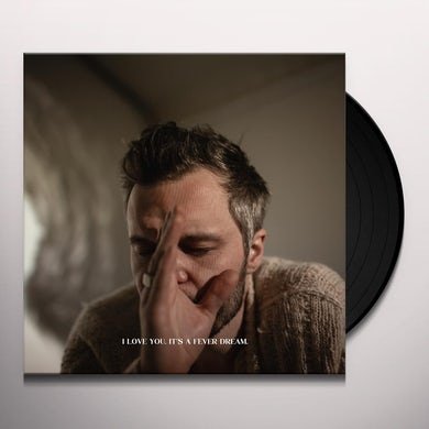 The Tallest Man On Earth I LOVE YOU. IT'S A FEVER DREAM. Vinyl Record