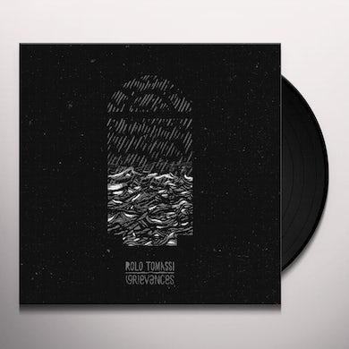 GRIEVANCES Vinyl Record