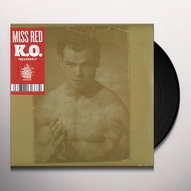 Miss Red K.O. Vinyl Record