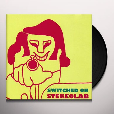 Stereolab SWITCHED ON 1 Vinyl Record