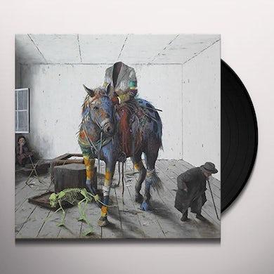 Unkle ROAD: PART I Vinyl Record