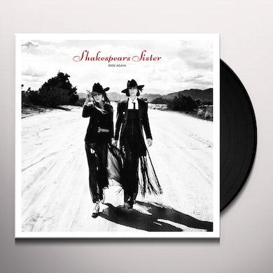 Shakespears Sister RIDE AGAIN Vinyl Record