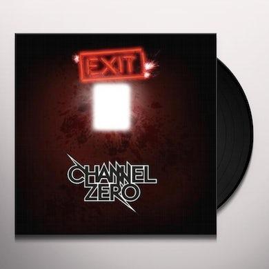 Channel Zero EXIT HUMANITY Vinyl Record