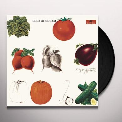 BEST OF CREAM Vinyl Record