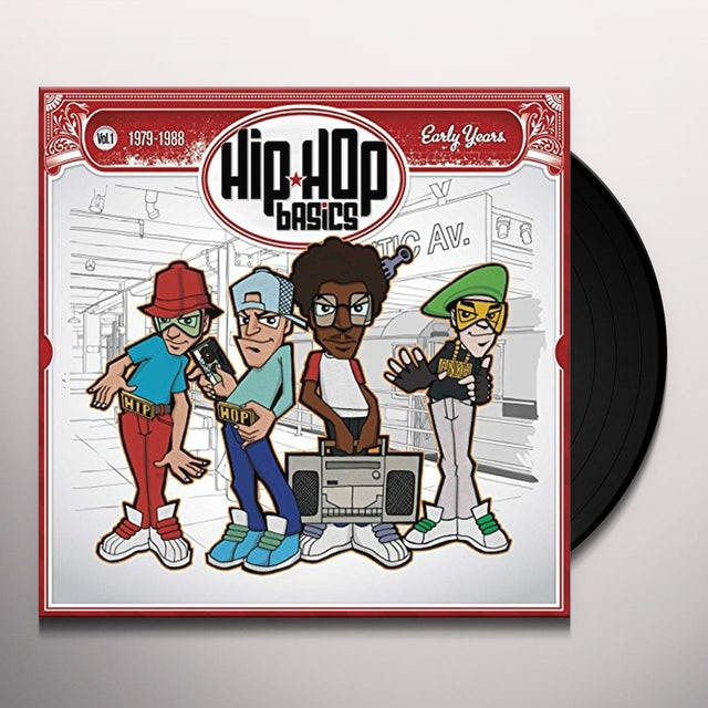 HIP HOP BASICS VOL 1 (1979-1988)  / Various
