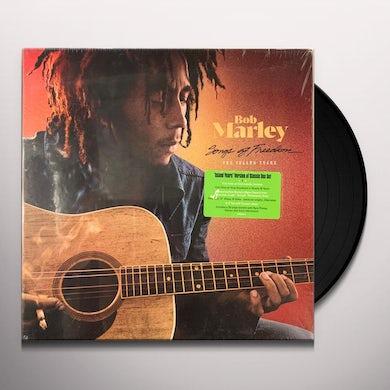 Bob Marley Songs Of Freedom: The Island Years (6 LP Box Set) Vinyl Record