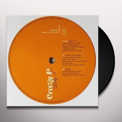 Crazy P LADY T Vinyl Record