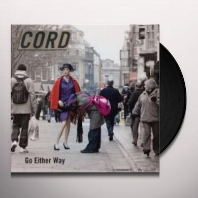 GO EITHER WAY Vinyl Record