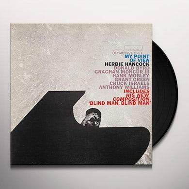 Herbie Hancock My Point Of View (Blue Note Tone Poet Series) (LP) Vinyl Record