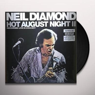 Neil Diamond Hot August Night II (2 LP) Vinyl Record
