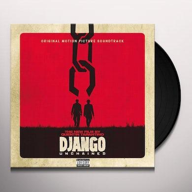 QUENTIN TARANTINO'S DJANGO UNCHAINED / Original Soundtrack Vinyl Record