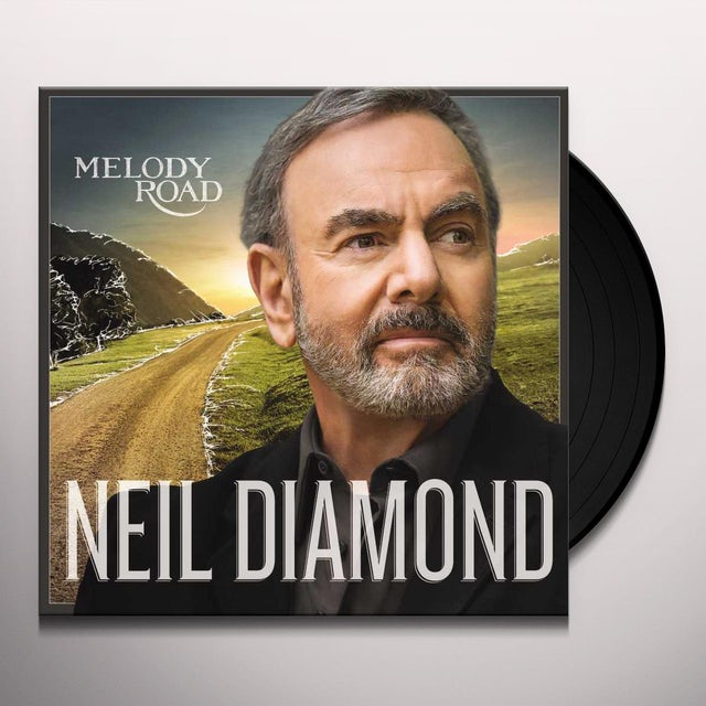 Neil Diamond MELODY ROAD Vinyl Record
