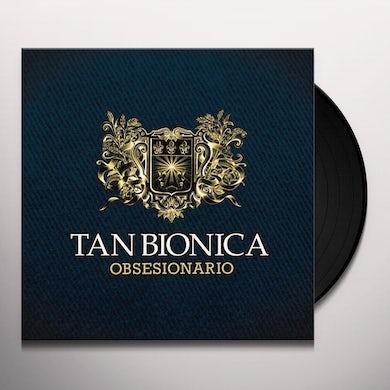 Tan Bionica OBSESIONARIO Vinyl Record