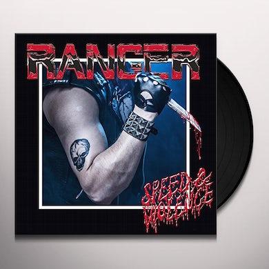 Ranger SPEED & VIOLENCE Vinyl Record
