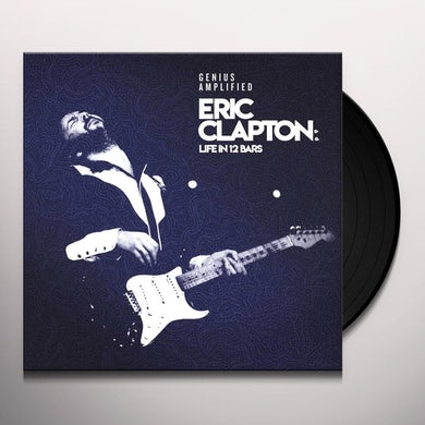 ERIC CLAPTON: LIFE IN 12 BARS / Original Soundtrack Vinyl Record