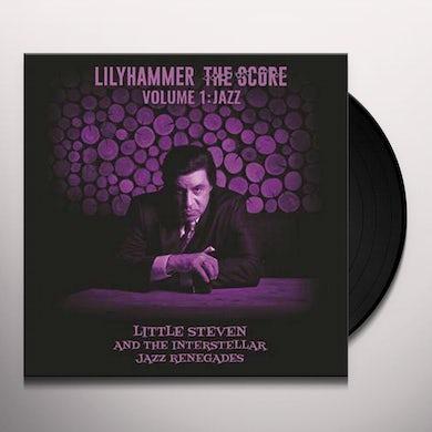 Little Steven Lilyhammer: The Score Volume 1- Jazz (OSC) Vinyl Record