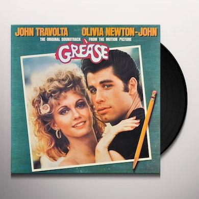 GREASE (1978) / Original Soundtrack Vinyl Record