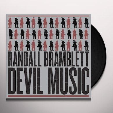 Randall Bramblett DEVIL MUSIC Vinyl Record